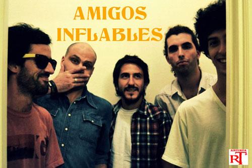 Amigos Inflables 1 TITULADO WEB